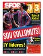 Portada diario Sport del día 20/11/2005