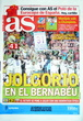 Portada diario As del día 8/5/2008