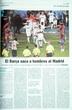 Portada diario El País del día 8/5/2008