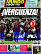 Portada diario M.Deportivo del día 8/5/2008