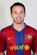 Foto de Iniesta