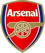 Escudo del Arsenal FC