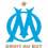 Escudo del Olympique de Marsella