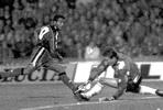 Fotografia del Partido F.C. Barcelona 5 - Real Madrid C.F. 0 de 8 de Enero de 1994-01