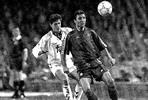 Fotografia del Partido F.C. Barcelona 5 - Real Madrid C.F. 0 de 8 de Enero de 1994-02