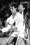 Fotografia del Partido F.C. Barcelona 5 - Real Madrid C.F. 0 de 8 de Enero de 1994-06