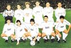 Fotografia del Partido Real Madrid C.F. 5 - F.C. Barcelona 0 de 7 de Enero de 1995-01