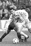 Fotografia del Partido Real Madrid C.F. 5 - F.C. Barcelona 0 de 7 de Enero de 1995-05
