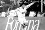 Fotografia del Partido Real Madrid C.F. 5 - F.C. Barcelona 0 de 7 de Enero de 1995-06