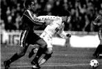 Fotografia del Partido Real Madrid C.F. 5 - F.C. Barcelona 0 de 7 de Enero de 1995-07