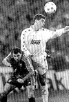 Fotografia del Partido Real Madrid C.F. 5 - F.C. Barcelona 0 de 7 de Enero de 1995-08