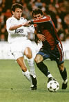 Fotografia del Partido Real Madrid C.F. 5 - F.C. Barcelona 0 de 7 de Enero de 1995-16