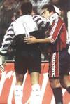 Fotografia del Partido Real Madrid C.F. 5 - F.C. Barcelona 0 de 7 de Enero de 1995-18