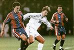Fotografia del Partido Real Madrid C.F. 5 - F.C. Barcelona 0 de 7 de Enero de 1995-20