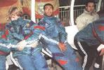 Fotografia del Partido Real Madrid C.F. 5 - F.C. Barcelona 0 de 7 de Enero de 1995-22