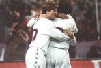 Fotografia del Partido Real Madrid C.F. 5 - F.C. Barcelona 0 de 7 de Enero de 1995-24
