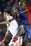 Fotografia del Partido F.C. Barcelona 2 - Real Madrid C.F. 0 de 13 de Diciembre de 2008-01