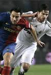 Fotografia del Partido F.C. Barcelona 2 - Real Madrid C.F. 0 de 13 de Diciembre de 2008-08