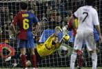 Fotografia del Partido F.C. Barcelona 2 - Real Madrid C.F. 0 de 13 de Diciembre de 2008-09
