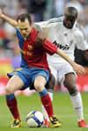 Fotografia del Partido Real Madrid C.F. 2 - F.C. Barcelona 6 de 2 de Mayo de 2009-01