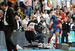 Fotografia del Partido Real Madrid C.F. 2 - F.C. Barcelona 6 de 2 de Mayo de 2009-06