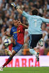 Fotografia del Partido Real Madrid C.F. 2 - F.C. Barcelona 6 de 2 de Mayo de 2009-14