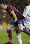 Fotografia del Partido F.C. Barcelona 1 - Real Madrid C.F. 0 de 29 de Noviembre de 2009-08