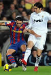 Fotografia del Partido F.C. Barcelona 1 - Real Madrid C.F. 0 de 29 de Noviembre de 2009-11