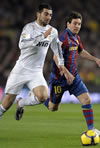 Fotografia del Partido F.C. Barcelona 1 - Real Madrid C.F. 0 de 29 de Noviembre de 2009-18