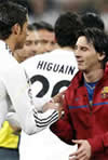 Fotografia del Partido Real Madrid C.F. 0 - F.C. Barcelona 2 de 10 de Abril de 2010-05