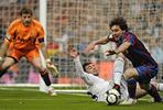 Fotografia del Partido Real Madrid C.F. 0 - F.C. Barcelona 2 de 10 de Abril de 2010-10