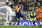 Fotografia del Partido Real Madrid C.F. 0 - F.C. Barcelona 2 de 10 de Abril de 2010-11