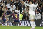 Fotografia del Partido Real Madrid C.F. 0 - F.C. Barcelona 2 de 10 de Abril de 2010-12