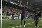 Fotografia del Partido Real Madrid C.F. 0 - F.C. Barcelona 2 de 10 de Abril de 2010-14
