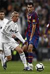 Fotografia del Partido Real Madrid C.F. 0 - F.C. Barcelona 2 de 10 de Abril de 2010-19