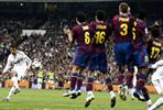 Fotografia del Partido Real Madrid C.F. 0 - F.C. Barcelona 2 de 10 de Abril de 2010-23