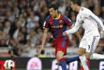 Fotografia del Partido Real Madrid C.F. 1 - F.C. Barcelona 1 de 16 de Abril de 2011-08