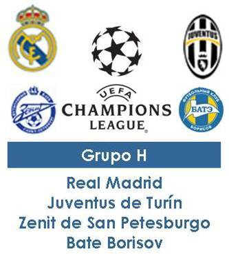 Sorteo de Champions Real Madrid
