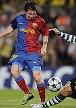 Foto de El Barcelona gana al Sporting de Lisboa