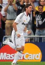 Foto de El Real Madrid vence al Bate Borisov en su debut en Champions