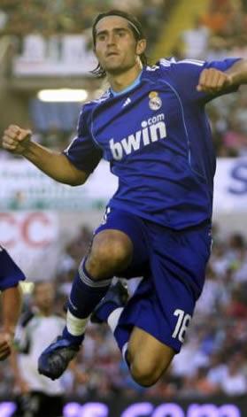 Foto de Victoria del Real Madrid en El Sardinero contra el Racing