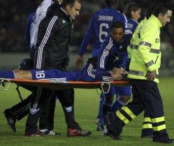Foto de El Real Madrid caé en Irun en la Copa