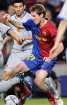 Foto de El Barcelona empata con el Basilea en Champions