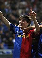 Foto de El Barcelona gana al Recre
