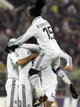 Foto de El Real Madrid gana en Minsk y se clasifica para los octavos de final