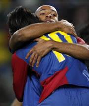 Foto de El Barcelona se asegura el liderazgo de su grupo en la Champions