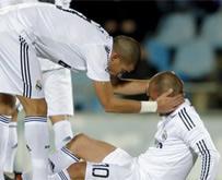 Foto de El Real Madrid cae en Getafe por 3-1