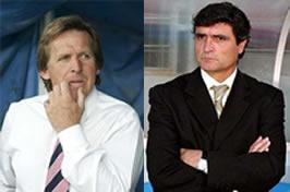 Schuster cesado, Juande nuevo entrenador