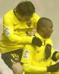 Foto de El Barcelona gana a Osasuna, remontando en la segunda parte
