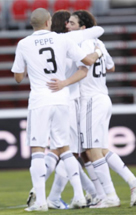 Foto de El Real Madrid vence con facilidad al Mallorca
